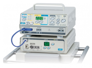 Sistema Eletrocirúrgico para Procedimentos Endoscópicos e Colonoscópicos